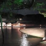 2019年の宮島厳島神社での初詣!!年末年始の参拝時間と混雑について!!