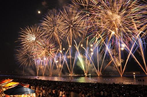 【2019年7月/8月版】広島県で行われる花火大会の日程まとめ!