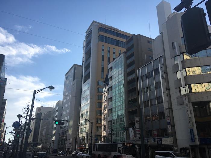 CANDEO HOTELS広島八丁堀の写真